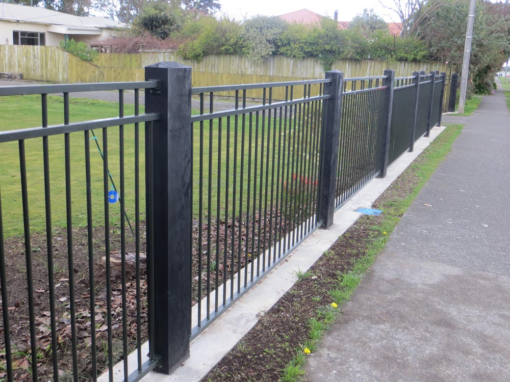 Boundary Fence Systems Amp Gates Residential Security