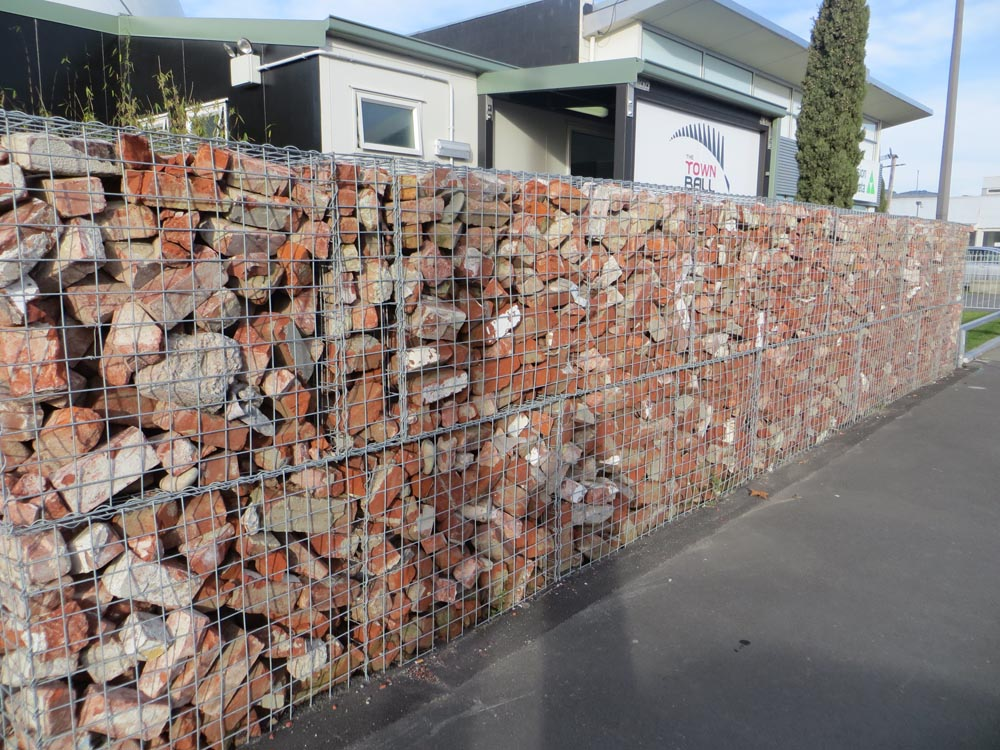 Gabion Rock Baskets Amp Secure Rock Wall Fences Rock Basket