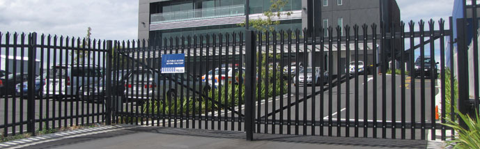 Commercial Fencing Amp Gate Systems Levin Security Amp School