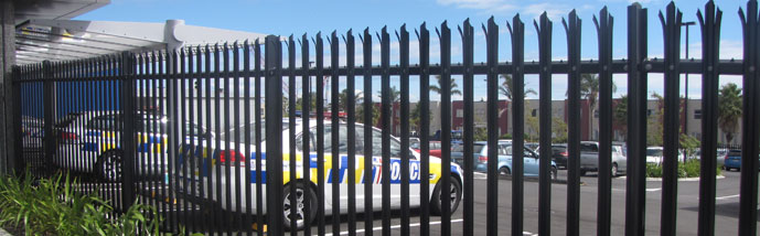 Security Fence Systems Commercial Amp Industrial Strength